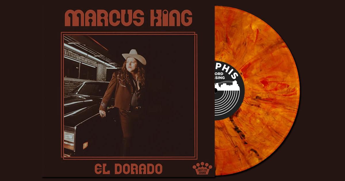 marcus king el dorado album cover feature image