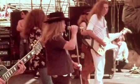"""Lynyrd Skynyrd """"Freebird"""" 7/2/1977"""