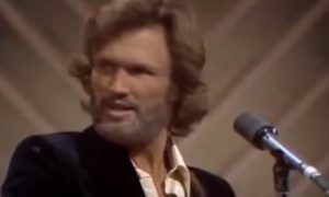 "Kris Kristofferson ""Sunday Morning Coming Down"""