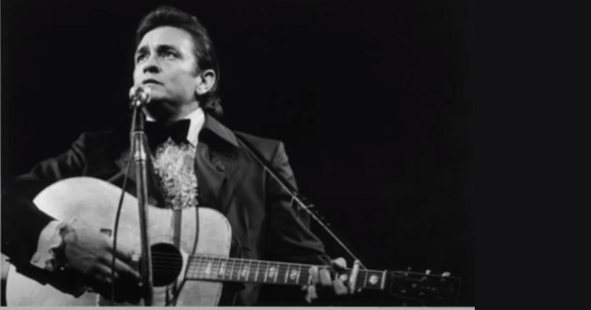johnny Cash Cocaine Blues