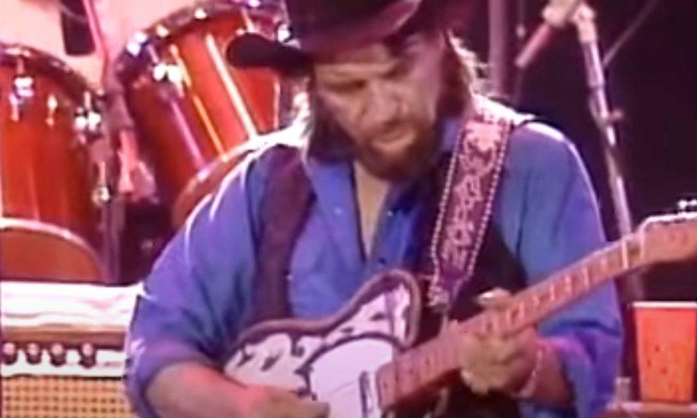 "Waylon Jennings ""Are You Sure Hank Done It That Way?"""