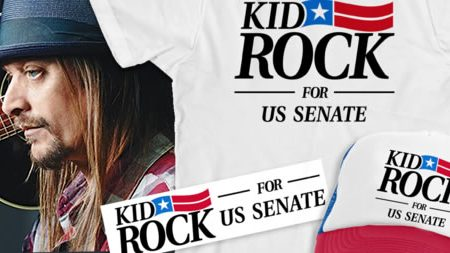 Kid Rock For Senate