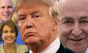 Pelosi Schumer Trump Impeachment