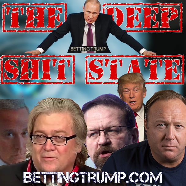 betting trump deep shit state