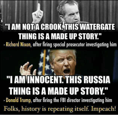 trump impeachment meme nixon