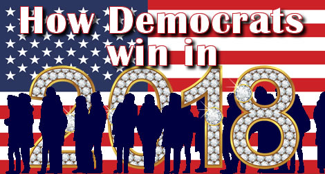 democrats win in 2018