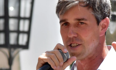 beto o'rourke 2020 betting odds